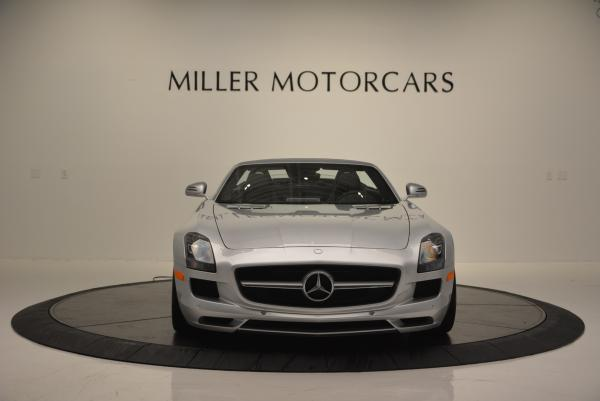 Used 2012 Mercedes Benz SLS AMG for sale Sold at Alfa Romeo of Greenwich in Greenwich CT 06830 12