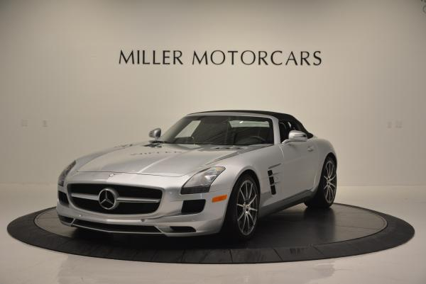 Used 2012 Mercedes Benz SLS AMG for sale Sold at Alfa Romeo of Greenwich in Greenwich CT 06830 13