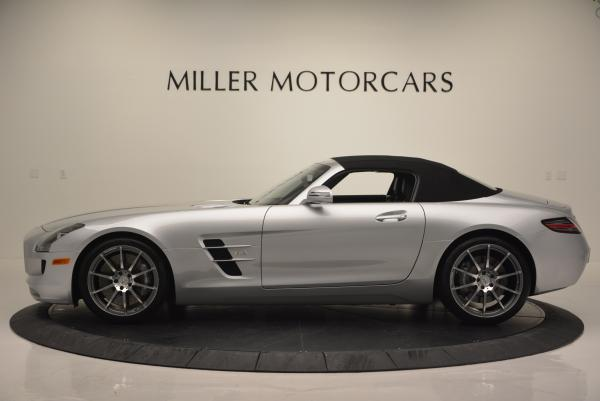 Used 2012 Mercedes Benz SLS AMG for sale Sold at Alfa Romeo of Greenwich in Greenwich CT 06830 15