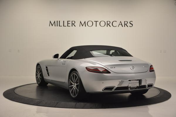 Used 2012 Mercedes Benz SLS AMG for sale Sold at Alfa Romeo of Greenwich in Greenwich CT 06830 16