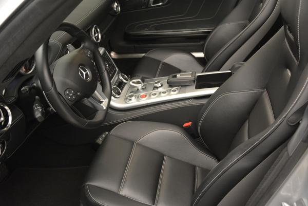 Used 2012 Mercedes Benz SLS AMG for sale Sold at Alfa Romeo of Greenwich in Greenwich CT 06830 25