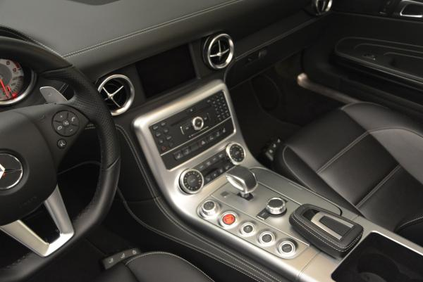 Used 2012 Mercedes Benz SLS AMG for sale Sold at Alfa Romeo of Greenwich in Greenwich CT 06830 27