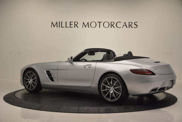 Used 2012 Mercedes Benz SLS AMG for sale Sold at Alfa Romeo of Greenwich in Greenwich CT 06830 4