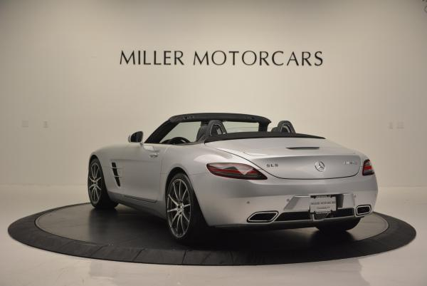 Used 2012 Mercedes Benz SLS AMG for sale Sold at Alfa Romeo of Greenwich in Greenwich CT 06830 5