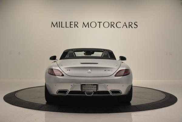 Used 2012 Mercedes Benz SLS AMG for sale Sold at Alfa Romeo of Greenwich in Greenwich CT 06830 6