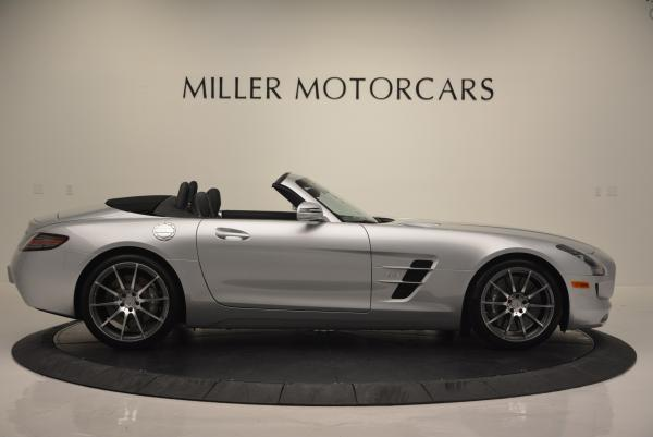 Used 2012 Mercedes Benz SLS AMG for sale Sold at Alfa Romeo of Greenwich in Greenwich CT 06830 9