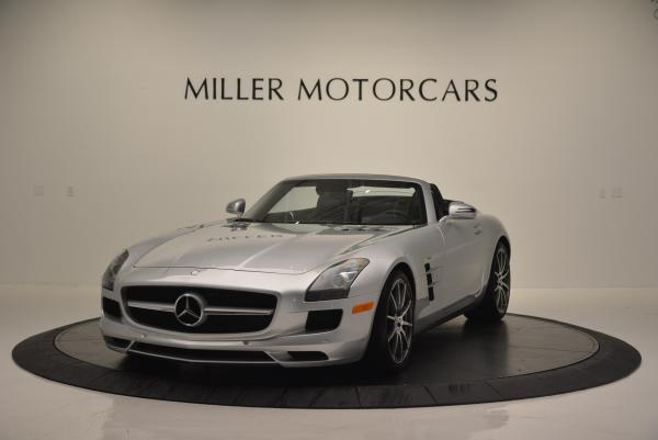 Used 2012 Mercedes Benz SLS AMG for sale Sold at Alfa Romeo of Greenwich in Greenwich CT 06830 1