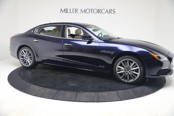 New 2021 Maserati Quattroporte S Q4 GranLusso for sale $126,149 at Alfa Romeo of Greenwich in Greenwich CT 06830 10