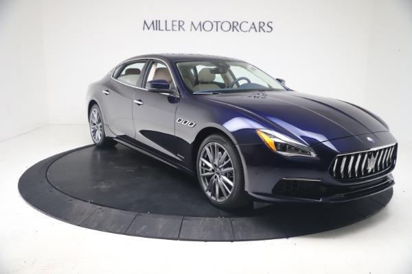 New 2021 Maserati Quattroporte S Q4 GranLusso for sale $126,149 at Alfa Romeo of Greenwich in Greenwich CT 06830 11