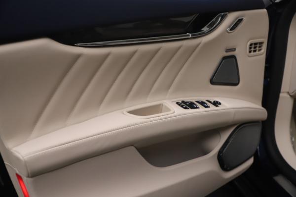 New 2021 Maserati Quattroporte S Q4 GranLusso for sale $126,149 at Alfa Romeo of Greenwich in Greenwich CT 06830 16