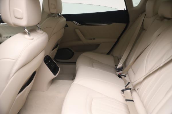 New 2021 Maserati Quattroporte S Q4 GranLusso for sale $126,149 at Alfa Romeo of Greenwich in Greenwich CT 06830 17