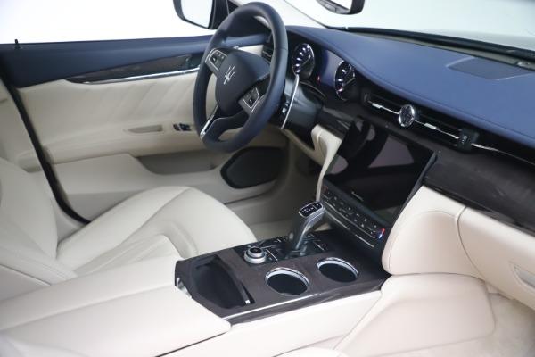 New 2021 Maserati Quattroporte S Q4 GranLusso for sale $126,149 at Alfa Romeo of Greenwich in Greenwich CT 06830 18