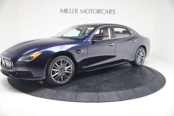 New 2021 Maserati Quattroporte S Q4 GranLusso for sale $126,149 at Alfa Romeo of Greenwich in Greenwich CT 06830 2