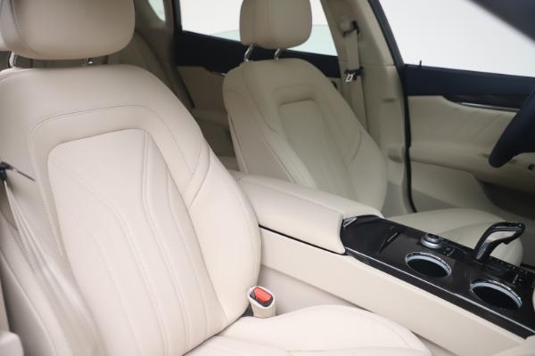 New 2021 Maserati Quattroporte S Q4 GranLusso for sale $126,149 at Alfa Romeo of Greenwich in Greenwich CT 06830 20