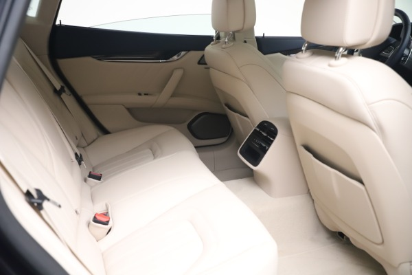 New 2021 Maserati Quattroporte S Q4 GranLusso for sale $126,149 at Alfa Romeo of Greenwich in Greenwich CT 06830 21