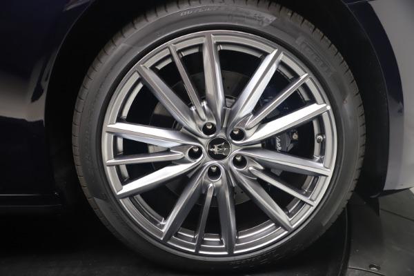 New 2021 Maserati Quattroporte S Q4 GranLusso for sale $126,149 at Alfa Romeo of Greenwich in Greenwich CT 06830 23