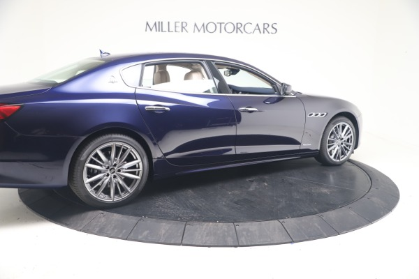 New 2021 Maserati Quattroporte S Q4 GranLusso for sale $126,149 at Alfa Romeo of Greenwich in Greenwich CT 06830 8