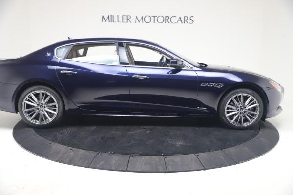 New 2021 Maserati Quattroporte S Q4 GranLusso for sale $126,149 at Alfa Romeo of Greenwich in Greenwich CT 06830 9