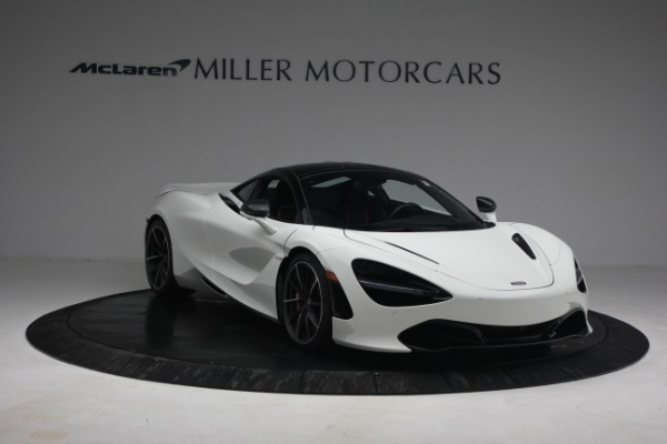 New 2021 McLaren 720S Performance for sale $352,600 at Alfa Romeo of Greenwich in Greenwich CT 06830 10