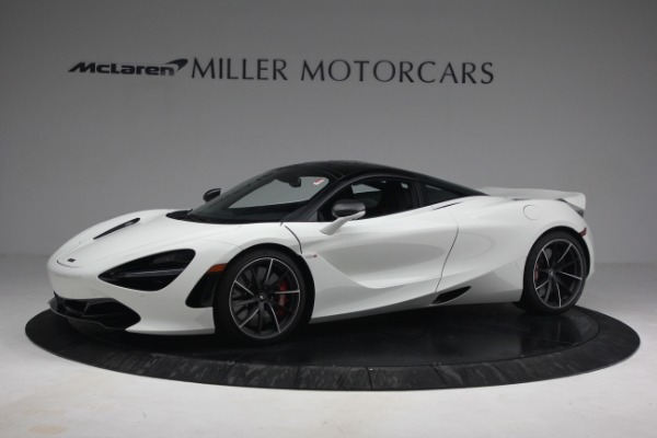New 2021 McLaren 720S Performance for sale $352,600 at Alfa Romeo of Greenwich in Greenwich CT 06830 2
