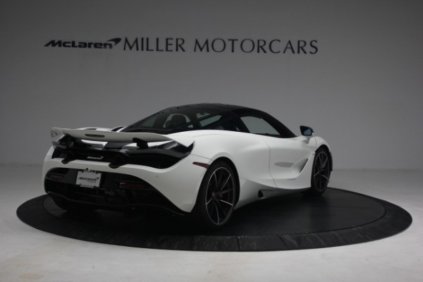 New 2021 McLaren 720S Performance for sale $352,600 at Alfa Romeo of Greenwich in Greenwich CT 06830 6