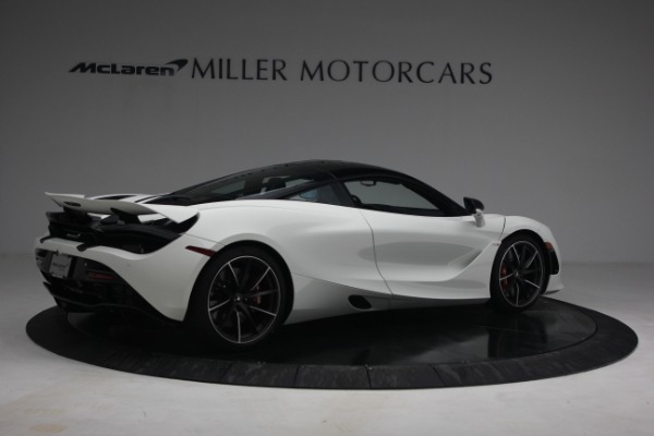 New 2021 McLaren 720S Performance for sale $352,600 at Alfa Romeo of Greenwich in Greenwich CT 06830 7
