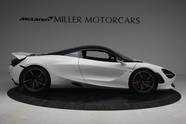 New 2021 McLaren 720S Performance for sale $352,600 at Alfa Romeo of Greenwich in Greenwich CT 06830 8