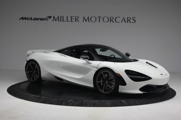 New 2021 McLaren 720S Performance for sale $352,600 at Alfa Romeo of Greenwich in Greenwich CT 06830 9