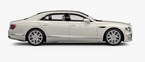 New 2022 Bentley Flying Spur V8 for sale Call for price at Alfa Romeo of Greenwich in Greenwich CT 06830 2