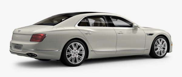 New 2022 Bentley Flying Spur V8 for sale Call for price at Alfa Romeo of Greenwich in Greenwich CT 06830 3