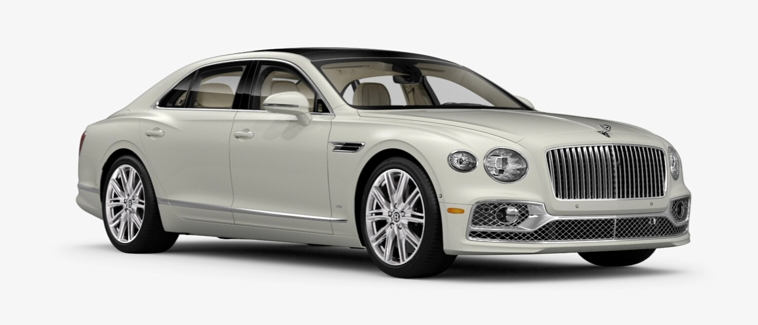 New 2022 Bentley Flying Spur V8 for sale Call for price at Alfa Romeo of Greenwich in Greenwich CT 06830 1