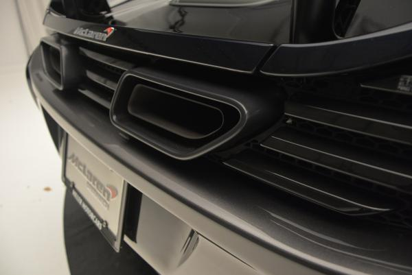 Used 2015 McLaren 650S Spider for sale Sold at Alfa Romeo of Greenwich in Greenwich CT 06830 24