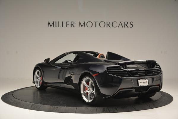 Used 2015 McLaren 650S Spider for sale Sold at Alfa Romeo of Greenwich in Greenwich CT 06830 5