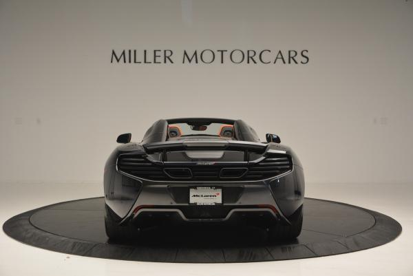 Used 2015 McLaren 650S Spider for sale Sold at Alfa Romeo of Greenwich in Greenwich CT 06830 6
