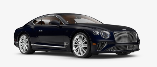 New 2022 Bentley Continental GT Speed for sale Sold at Alfa Romeo of Greenwich in Greenwich CT 06830 1