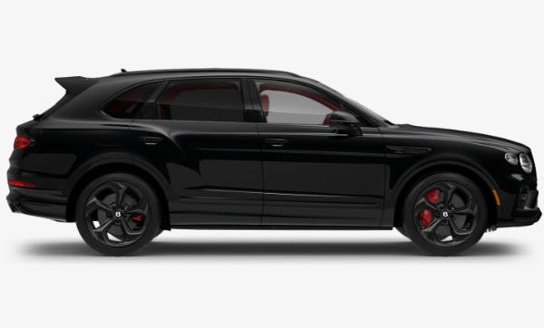 New 2022 Bentley Bentayga V8 S for sale Call for price at Alfa Romeo of Greenwich in Greenwich CT 06830 2