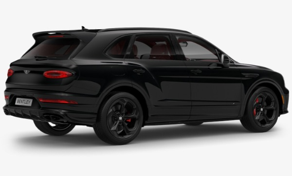 New 2022 Bentley Bentayga V8 S for sale Call for price at Alfa Romeo of Greenwich in Greenwich CT 06830 3
