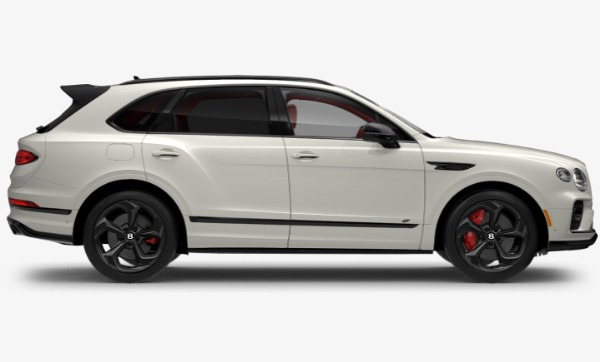 New 2022 Bentley Bentayga V8 S for sale Sold at Alfa Romeo of Greenwich in Greenwich CT 06830 2