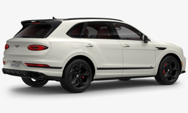 New 2022 Bentley Bentayga V8 S for sale Sold at Alfa Romeo of Greenwich in Greenwich CT 06830 3