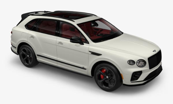 New 2022 Bentley Bentayga V8 S for sale Sold at Alfa Romeo of Greenwich in Greenwich CT 06830 5