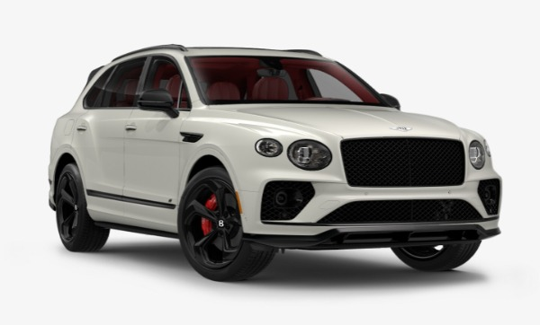 New 2022 Bentley Bentayga V8 S for sale Sold at Alfa Romeo of Greenwich in Greenwich CT 06830 1