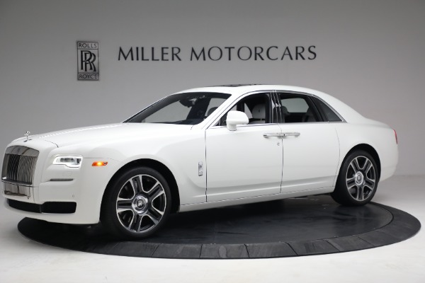 Used 2017 Rolls-Royce Ghost for sale $219,900 at Alfa Romeo of Greenwich in Greenwich CT 06830 2