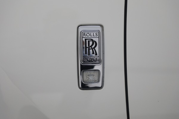 Used 2017 Rolls-Royce Ghost for sale $219,900 at Alfa Romeo of Greenwich in Greenwich CT 06830 21