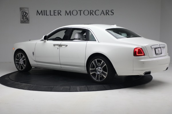 Used 2017 Rolls-Royce Ghost for sale $219,900 at Alfa Romeo of Greenwich in Greenwich CT 06830 4