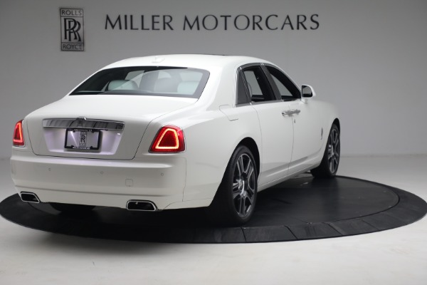 Used 2017 Rolls-Royce Ghost for sale $219,900 at Alfa Romeo of Greenwich in Greenwich CT 06830 6
