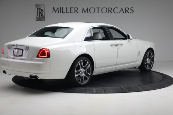 Used 2017 Rolls-Royce Ghost for sale $219,900 at Alfa Romeo of Greenwich in Greenwich CT 06830 7