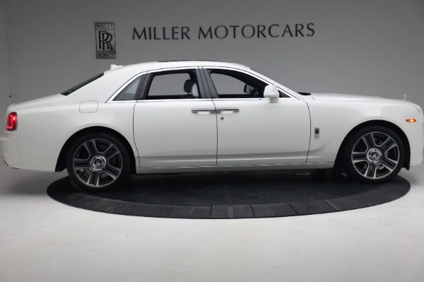 Used 2017 Rolls-Royce Ghost for sale $219,900 at Alfa Romeo of Greenwich in Greenwich CT 06830 8