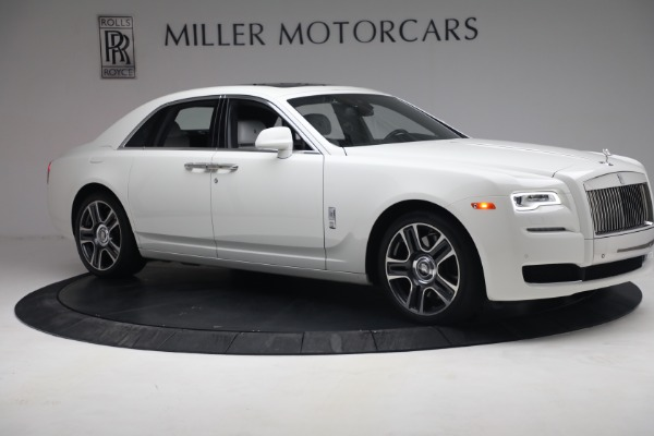 Used 2017 Rolls-Royce Ghost for sale $219,900 at Alfa Romeo of Greenwich in Greenwich CT 06830 9