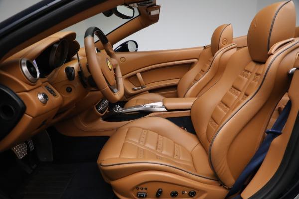 Used 2010 Ferrari California for sale Sold at Alfa Romeo of Greenwich in Greenwich CT 06830 19