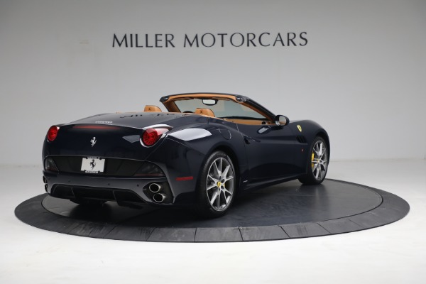 Used 2010 Ferrari California for sale Sold at Alfa Romeo of Greenwich in Greenwich CT 06830 7